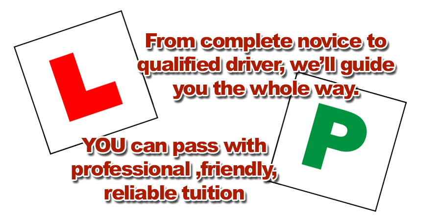 Friendly, Professional and Reliable Driving Tuition with DRIVE BUG!